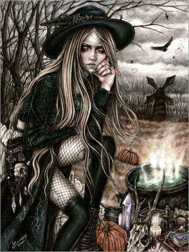 Premium poster The Season Of The Witch