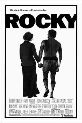 Premium poster  Rocky - Entertainment Collection