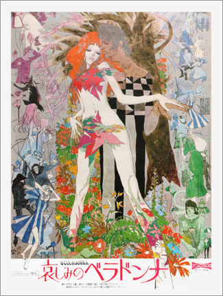 Canvas print  Belladonna of Sadness - Entertainment Collection