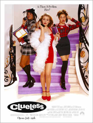 Premium poster  Clueless - Entertainment Collection