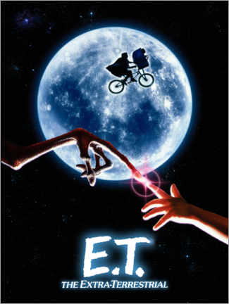Canvas print  E.T. - De belofte