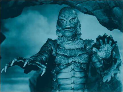 Gallery print  The Creature from the Black Lagoon