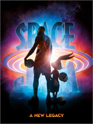 Canvas print  Space Jam 2 - A New Legacy