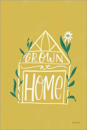 Gallery print  Home Grown I - Becky Thorns