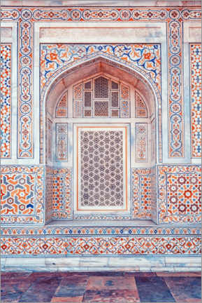 Canvas print  Tomb Of Itimad-Ud-Daulah - Manjik Pictures