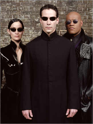 Gallery print  The Matrix Reloaded (2003)