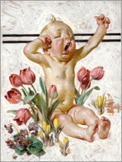 Gallery print  De lente is aangebroken - Joseph Christian Leyendecker