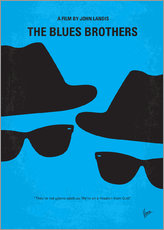 Gallery print  The Blues Brothers - chungkong