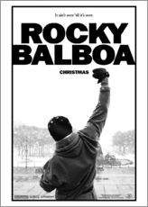 Muursticker  Rocky Balboa - Entertainment Collection