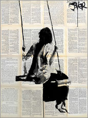 Gallery print  Years and years - Loui Jover
