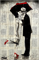Gallery print  ever after - Loui Jover