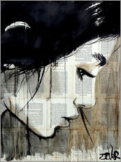 Muursticker  Within Without - Loui Jover