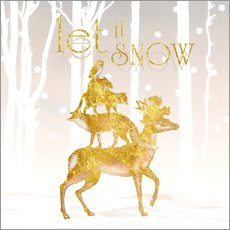 Gallery print  Let It Snow - Mandy Reinmuth