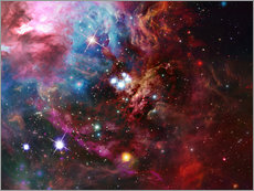 Gallery print  Interstellaire nevels