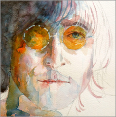 Gallery print  John Winston Lennon - Paul Lovering