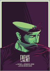 Gallery print  Enemy - Fourteenlab