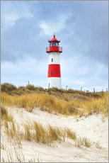 Gallery print  Lighthouse in the east of the peninsula, Ellenbogen