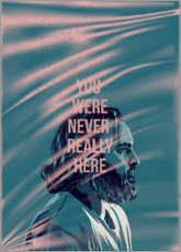 PVC print  You Were Never Really Here - Fourteenlab