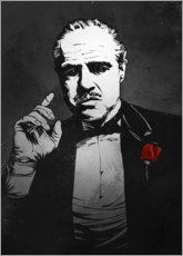 Premium poster The Godfather - De peetvader