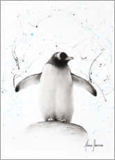 Canvas print  Penguin Parade - Ashvin Harrison