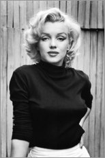 Muursticker  Marilyn Monroe - Celebrity Collection