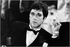 Premium poster  Young Al Pacino - Celebrity Collection