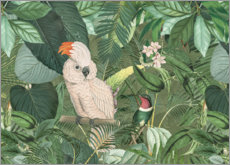 Acrylglas print  Jungle Friends - Andrea Haase