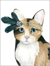 Gallery print  Cat of Downton I - Grace Popp
