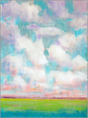 Acrylglas print  Wolken in beweging I - Tim O'Toole