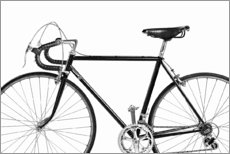 Canvas print  Racefiets - Art Couture