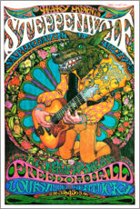 Acrylglas print  Steppenwolf - Freedom Hall - Entertainment Collection