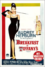 Gallery print  Breakfast at Tiffany's