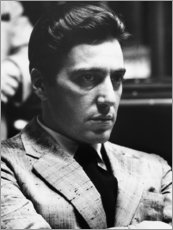 Premium poster  The godfather PART II, Al Pacino