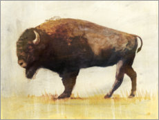 Gallery print  Bison I - Victoria Borges