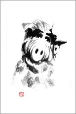 Canvas print  Alf - Péchane