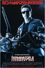 Premium poster  Terminator 2 - Judgment day - Entertainment Collection