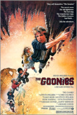Acrylglas print  The Goonies - Entertainment Collection