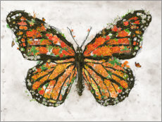 Premium poster Monarch Butterfly