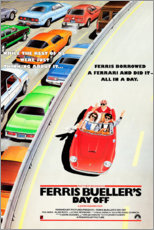 Aluminium print  Ferris Bueller's Day Off - Entertainment Collection