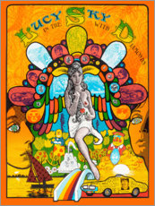 Acrylglas print  Lucy In The Sky With Diamonds - Entertainment Collection