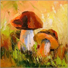 Gallery print  Ceps - Olha Darchuk