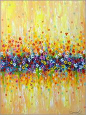 Gallery print  Delicate abstraction - Olha Darchuk