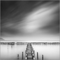 Acrylglas print  Near the sea - George Digalakis