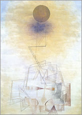 Gallery print  Bounds of the intellect - Paul Klee