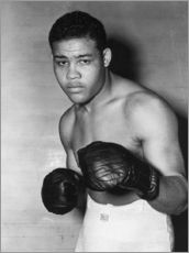 Gallery print  Joe Louis