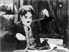 Gallery print  Chaplin: The Gold Rush