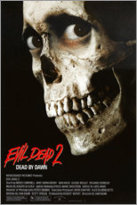 Canvas print  Evil Dead II - Entertainment Collection