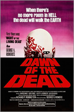 Muursticker  Dawn of the Dead - Entertainment Collection