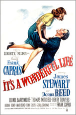 Gallery print  It's a Wonderful Life