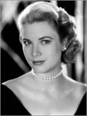 Muursticker  Grace Kelly, 1953